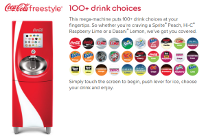Coca-Cola-Freestyle-100+Drink-Choices