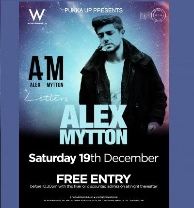 Alex Mytton Wonderworld