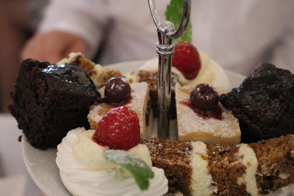 Woburn Brasserie Afternoon Tea Loubou